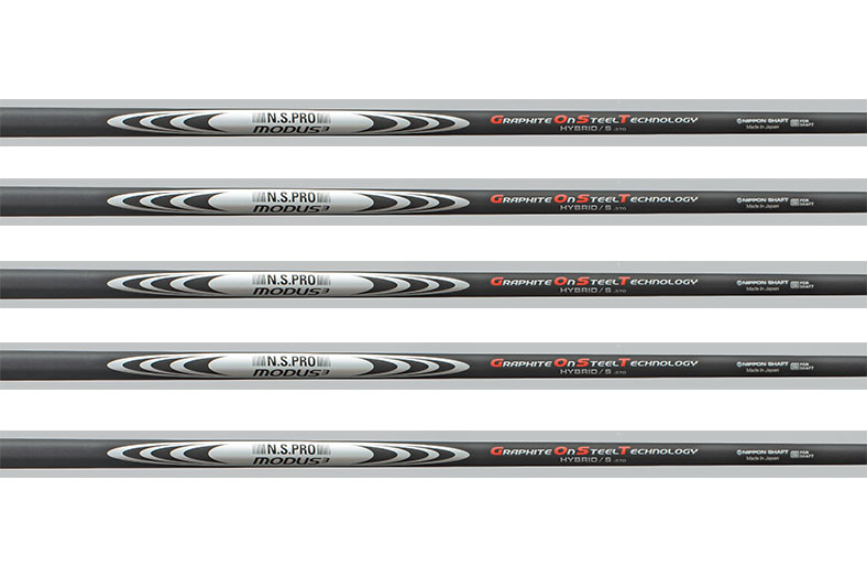 N.S.PRO MODUS3 HYBRID Graphite On Steel Technology